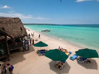 Located on the 7 mile beach! Gorgeous 1 bedroom SS - Negril vacation rentals