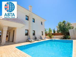 Oceanview Villa 080 - close to amenities & beach - Famagusta vacation rentals