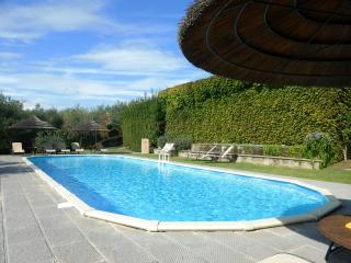 Brigidino with private pool and tennis court - Lamporecchio vacation rentals