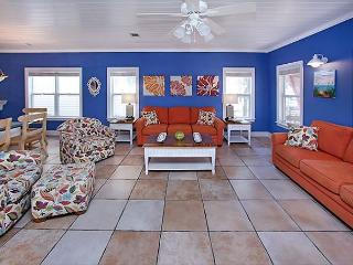 Short Walk to the Beach from this Colorful Beach Cottage. Free Beach Service! - Santa Rosa Beach vacation rentals