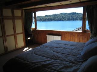 Lakefront Home with Sandy Beach and Dock - San Carlos de Bariloche vacation rentals