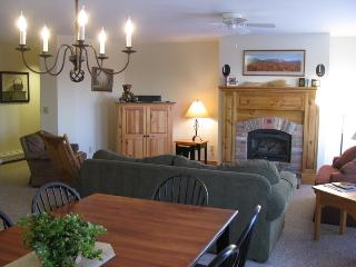 Townshend Condo - 2 bed ski-in, ski-out - Northeast Kingdom vacation rentals