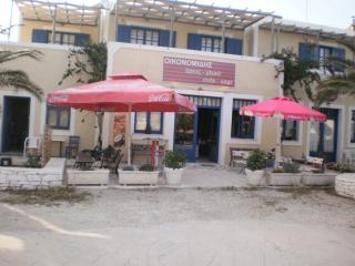 AGNADEMA Rooms-Studios-Restaurant - Schinoussa Town vacation rentals