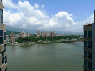 Riverfront and Mountain View Duplex Penthouse - Taipei vacation rentals