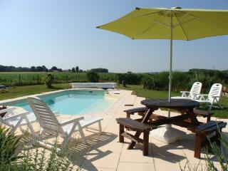 Le Noyer - Loire farmhouse with private pool - Parcay-les-Pins vacation rentals