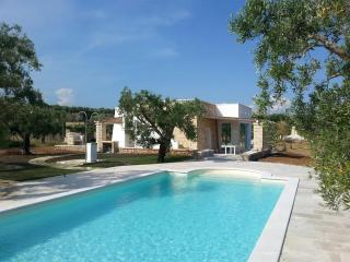 496 Villa Moderna con Piscina - Pescoluse vacation rentals