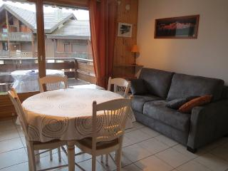 Village center, very quiet, terrace - Samoëns vacation rentals