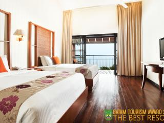 Deluxe Sea View Room @Turi Beach Resort - Nongsa vacation rentals