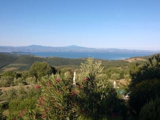 Agriturismo La Bicocca - Apt. L'Olivo - Fantastic view over Lake Trasimeno - Castel Rigone vacation rentals