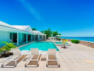 Ecume Des Jours at Terres Basse, Saint Maarten - Beachfront, Pool, Sunset View - Terres Basses vacation rentals