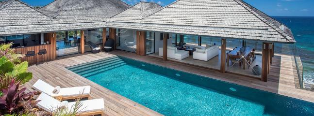 Villa Lital 5 Bedroom SPECIAL OFFER - Anse Des Cayes vacation rentals