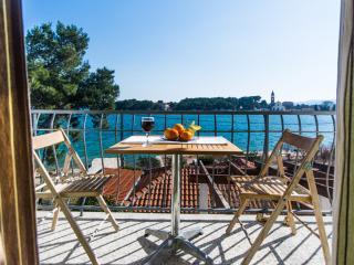 Two studios with a wonderful sea view - Kraj vacation rentals