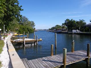 Palma Sola Bay W / Boat Dock - Walk to Beach - Bradenton vacation rentals