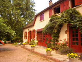 Cozy House in Dompierre-sur-Besbre with Long Term Rentals Allowed (over 1 Month), sleeps 3 - Dompierre-sur-Besbre vacation rentals