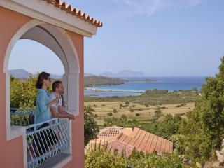 2 room apartment with Sea View! - Monte Petrosu vacation rentals
