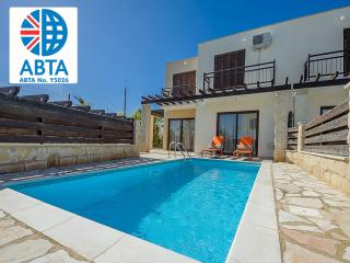 Oceanview Villa 010 - on a private gated complex - Protaras vacation rentals
