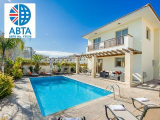 Oceanview Villa 089 - Just minutes from the beach - Protaras vacation rentals
