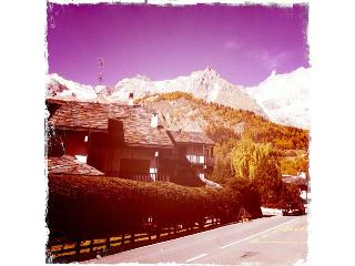 1 bedroom Townhouse with Garden in Courmayeur - Courmayeur vacation rentals