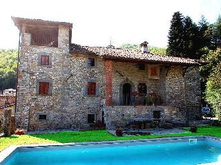 Detached villa with private pool in Garfagnana. 6 bedrooms. Quiet location - San Romano in Garfagnana vacation rentals