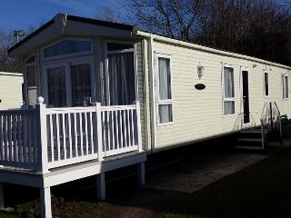 Brian & Patrice's Burnham Caravan. - Burnham-On-Sea vacation rentals