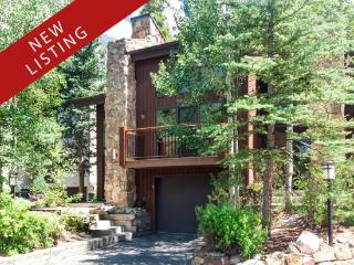 Newly Remodeled Amerind End-Unit Townhome in Warrior`s Mark - Walk to Quicksilver Super Chair - Breckenridge vacation rentals