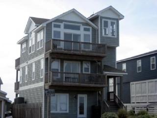 Watch Sun Rise & Fall Over the Ocean & Sound, priv - Nags Head vacation rentals