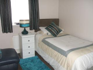 Single room, Parking, Light breakfast in Homeshare - Bispham vacation rentals