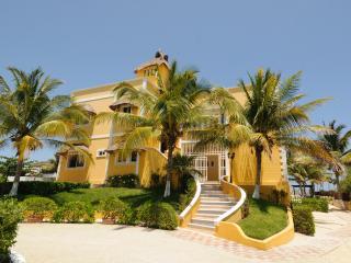 Villa Sol Y Luna: Ocean Front, Contact Owner Here - Playa del Secreto vacation rentals