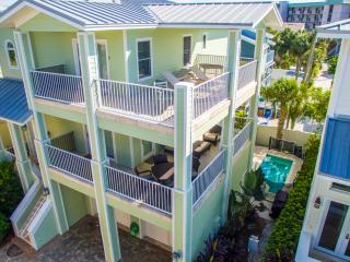 Exclusive Isla Bonita - 4 Bdrs - Private Pool - Clearwater Beach vacation rentals