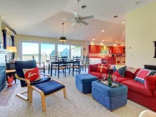 Oceanfront contemporary home with stunning island and lighthouse views - Southport vacation rentals
