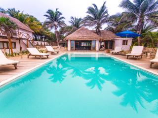 Perfect Villa with Deck and Internet Access - Playa del Secreto vacation rentals