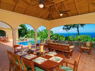 Villa Peace & Plenty on St. John, VI's Northshore - Virgin Islands National Park vacation rentals