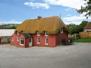 DAWNIES SEAHOUSE, thatched, detached cottage, character features, walks from the door, in Blackwater, Ref 920827 - Wexford vacation rentals