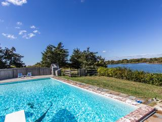 COHAH - Herring Creek Summer Retreat, Waterfront, Oversized Pool, Private Association Shore Beach - Edgartown vacation rentals