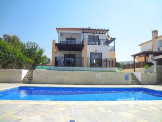 Seafront 3 bedroom comfortable villa with pool - Kissonerga vacation rentals
