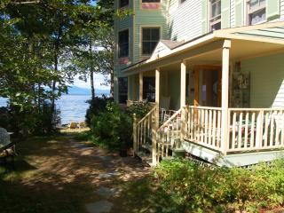 Beachfront Family Retreat on Lake Winnipesaukee - Alton Bay vacation rentals