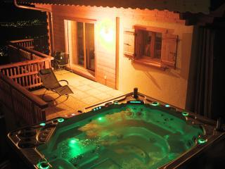 Stunning ski-in/ski-out Chalet Adele Veysonnaz - Veysonnaz vacation rentals