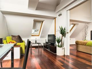 Old Town - Big Attic 1bedroom   Karolina Residence - Prague vacation rentals