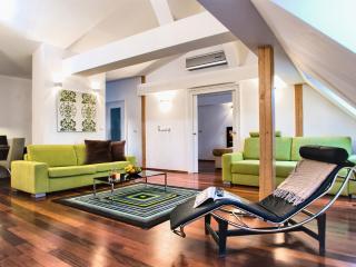 Old Town - Upscale Attic 1bdr   Karolina Residence - Prague vacation rentals