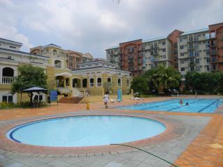 SM Chateau Elysee 1 BR APT PoolView - Paranaque vacation rentals