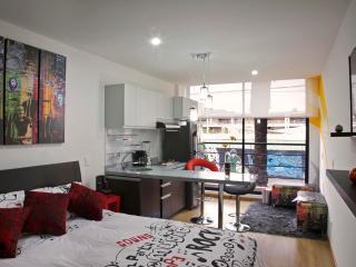 Stylish Studio in Nightlife Hotspot - Bogota vacation rentals
