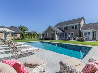 SULLS - Spectacular Edgartown Village Compound, Heated Pebble Tec Pool and Pool House,  Main And Guest House - Edgartown vacation rentals