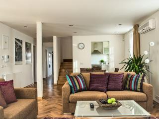 Heart of Prague - Huge Terraced 2bdr Karlova Apt. - Prague vacation rentals