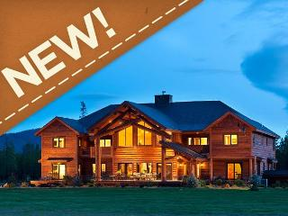 New! Cabin Creek Landing! Luxury Wilderness Retreat with a Private Airstrip! - Marion vacation rentals