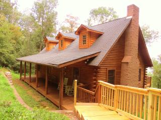 ALPINE LOG CABIN - Boone vacation rentals