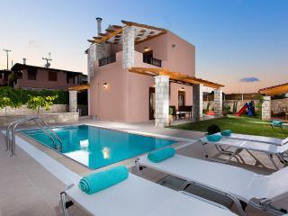 Roumeli  villas with private pool , near sea  !! - Panormo vacation rentals