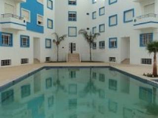 Bel appartement residence securisée avec piscine - Martil vacation rentals