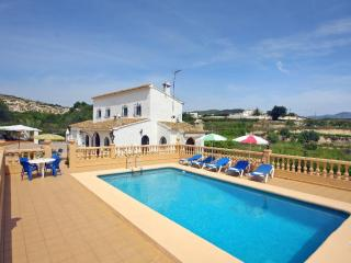 Beautiful Villa with Internet Access and Dishwasher - Benitachell vacation rentals