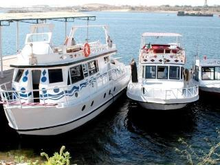 Nice Boathouse with Balcony and Grill - Aswan vacation rentals