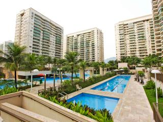 Excellent 3 Bedroom Apartment near Olympic City - Rio de Janeiro vacation rentals